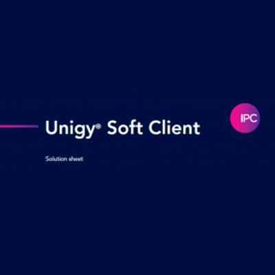 Unigy Soft Client de IPC