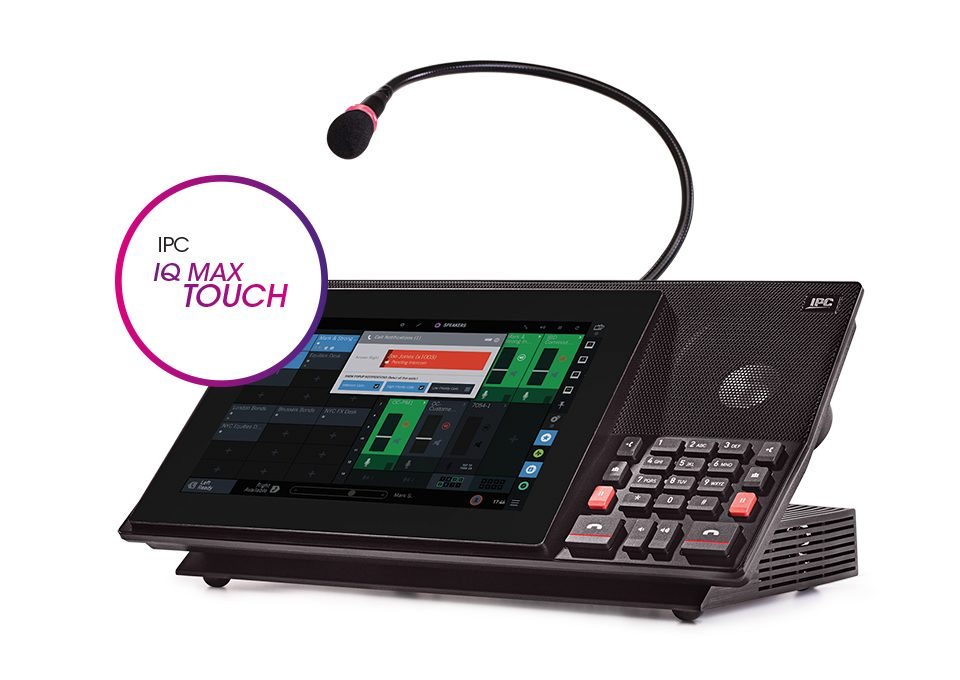 Productos IPC - IQ Max Touch